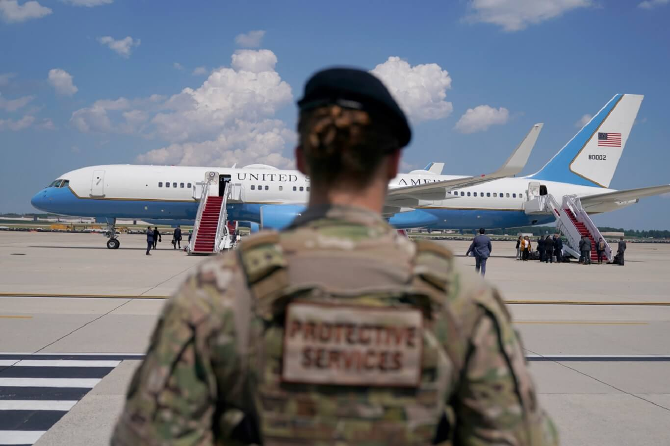 U.S Air Force faces sexual harassment