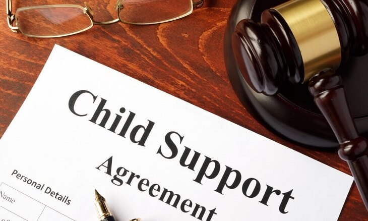 What are the responsibilities of the custodial parent