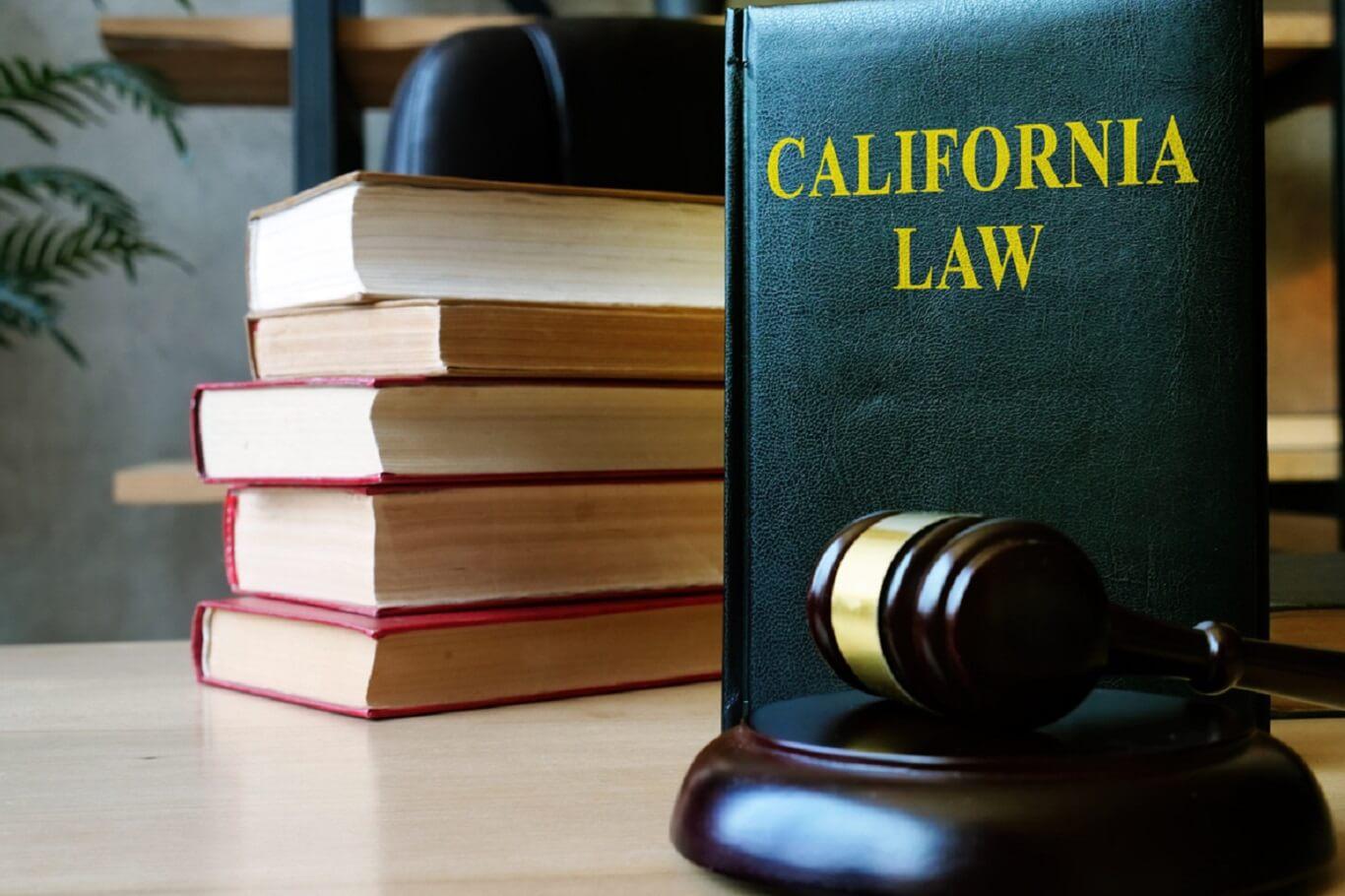 california weird laws