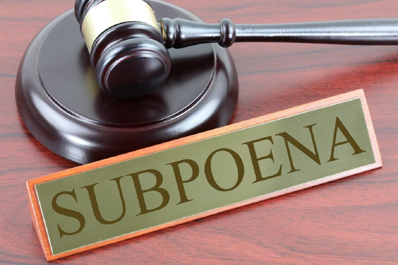what happens if you ignore a subpoena