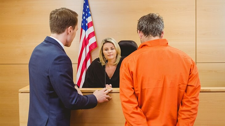How can a court drop charges before a trial date