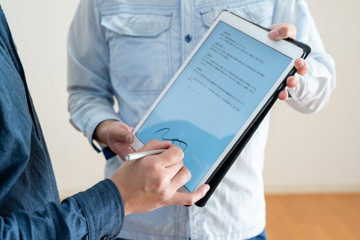 Requirements of a legal digital signature