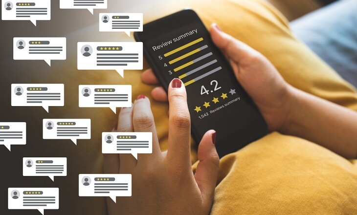 Strategies you can opt for dealing with bad reviews include