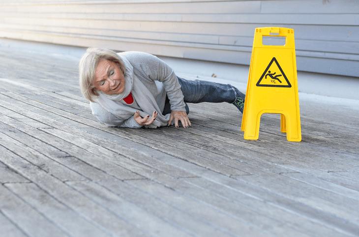 Superseding intervening cause in an injury case