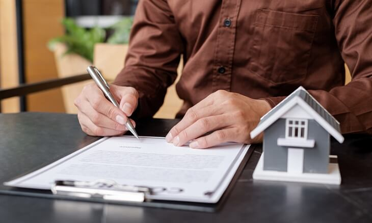 The clause that your landlord added in your lease Agreement