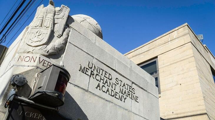 US Merchant Marine student claims sexual assault